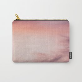 The Sunset Sky (Color) Carry-All Pouch