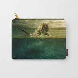 Tiger Swim Carry-All Pouch