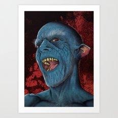 Hello Vampire Art Print