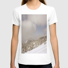 Winter day 18 T-shirt