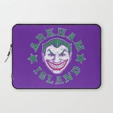 Arkham Island Laptop Sleeve
