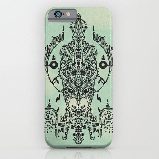 Strange Smile iPhone & iPod Case