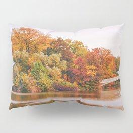 Autumn Colors Are the Best Colors - New York City Pillow Sham