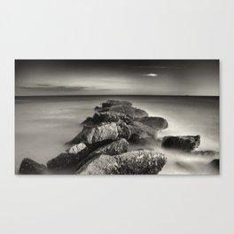 The Calm Canvas Print