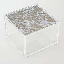 Foam of the ocean Acrylic Box