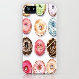 Doughnut Dream iPhone Case