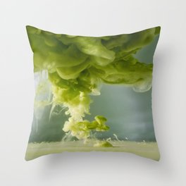 Cloudy-Fi Throw Pillow