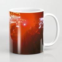 concert Mugs featuring concert by Alexandra Bauer