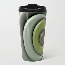 Green D Travel Mug
