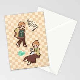 Bioshock Infinite - Luctece Twins Stationery Cards