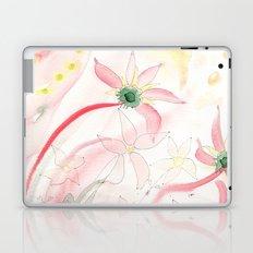 Summer flower meadow Laptop & iPad Skin