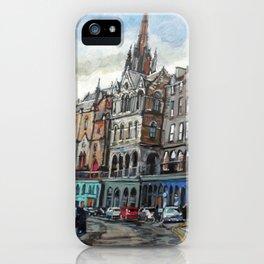 Victoria Street, Edinburgh iPhone Case