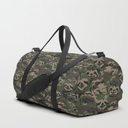 Sloth Camouflage Duffle Bag