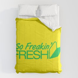 So Freakin' Fresh v2 HQvector Comforters