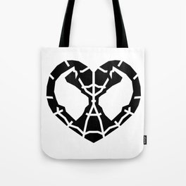 Venomous love Tote Bag