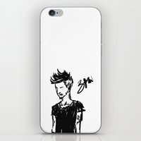 zayn iPhone & iPod Skins featuring Zayn by justsomestuff