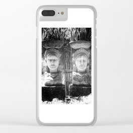 Equality Clear iPhone Case