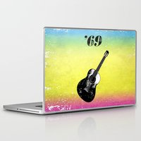 woodstock Laptop & iPad Skins featuring Woodstock by Nicko-Suave