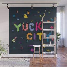 Yuck City Wall Mural