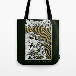 Messengers_Rotting Away Tote Bag