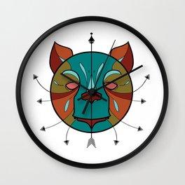 BEAR BEAR Wall Clock