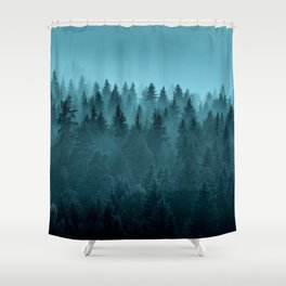 Keep the balance# spirit Shower Curtain