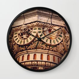 Day Four: Surprising Four Heads Wall Clock