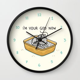 Your god Wall Clock