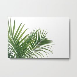 Greenery (Color) Metal Print