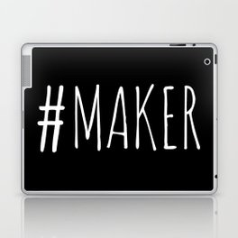#Maker Laptop & iPad Skin