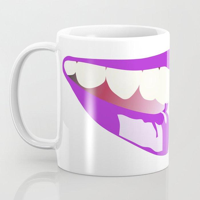 Bouche Coffee Mug