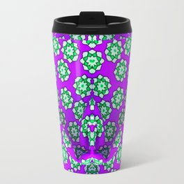 abstract,plant Travel Mug