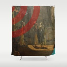 Soukney Shower Curtain