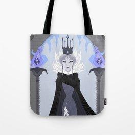 Elven Ice Queen Tote Bag