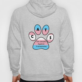 Cis-people Against Transphobia (CATS) Hoody