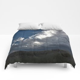 Home, Home on the Range Comforters