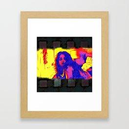 Apprehension Framed Art Print