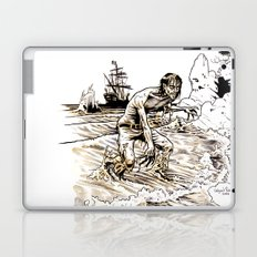 Out of the Sea of Red Laptop & iPad Skin