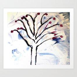 Simply Tree Art Print
