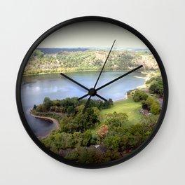 Leg of Mutton Wall Clock
