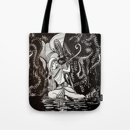 i will wait for u till end Tote Bag
