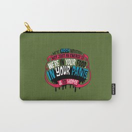 Koch In Your Pants Carry-All Pouch