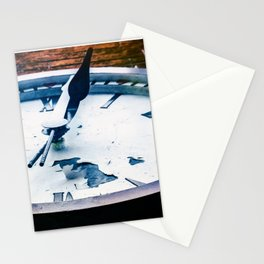 Correct Time Stationery Cards