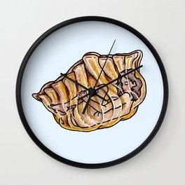 Dumpling Dream Wall Clock