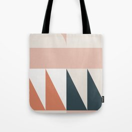 Cirque 04 Abstract Geometric Tote Bag