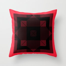 MOODULAB 001 | SYSTEM Throw Pillow