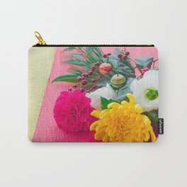 The Decoration Flower Of New Year Carry-All Pouch