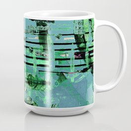 Green Dervish Coffee Mug