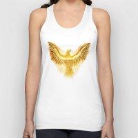 phoenix Tank Tops featuring Phoenix by Roma