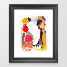 Our Favorite Song Framed Art Print